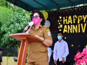 Sandra Dewi Situmorang SSTP, MSi